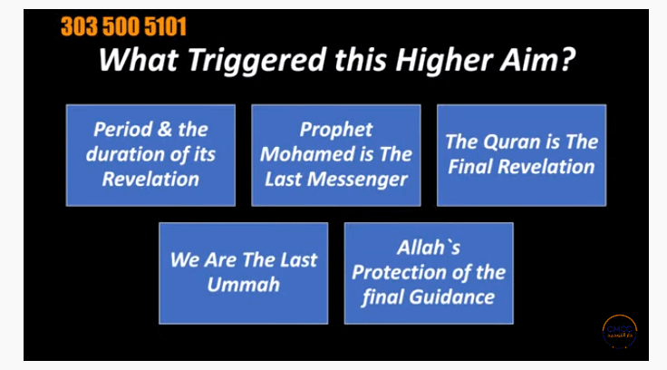 The Maqasidic Tafsir - Pursuing the Higher Aims of the Qur'anic Scriptures 2-211