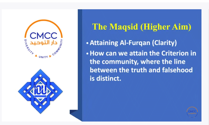 The Maqasidic Tafsir - Pursuing the Higher Aims of the Qur'anic Scriptures - Page 2 25-610