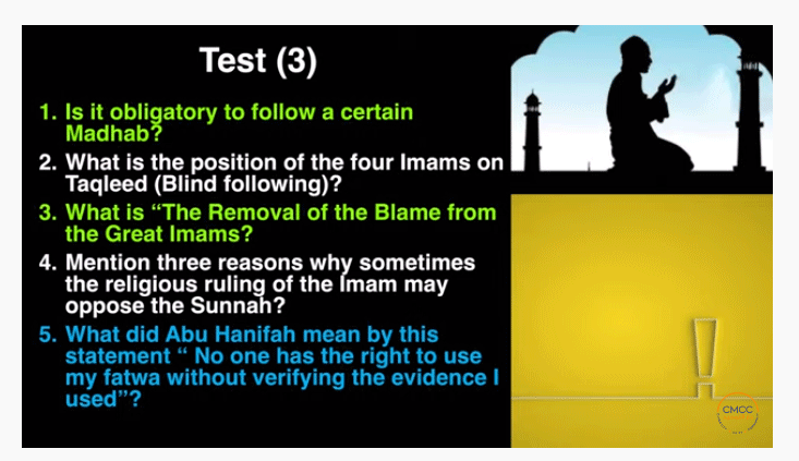 Pray the Prophet`s (Sallallahu Alayhi wa Sallam) Way 3-210