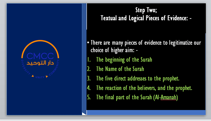 The Maqasidic Tafsir - Pursuing the Higher Aims of the Qur'anic Scriptures - Page 2 33-310