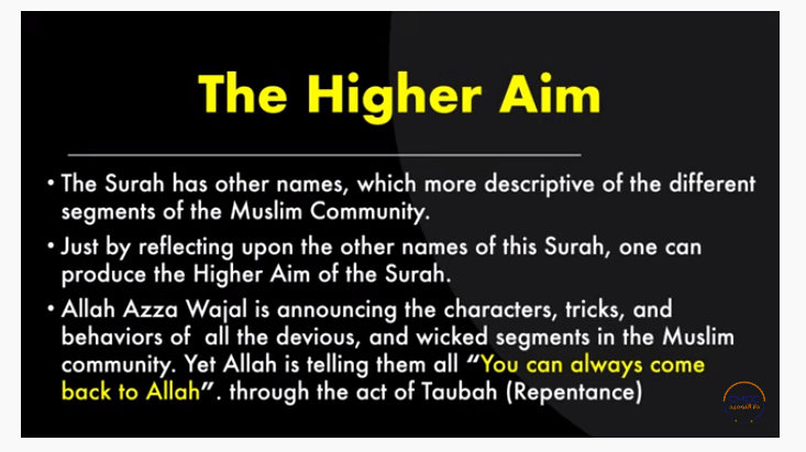 The Maqasidic Tafsir - Pursuing the Higher Aims of the Qur'anic Scriptures 9-1010