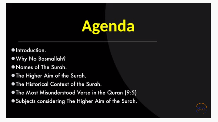 The Maqasidic Tafsir - Pursuing the Higher Aims of the Qur'anic Scriptures 9-110