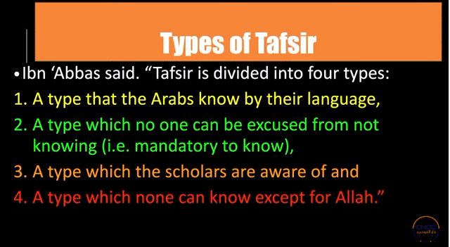 The Maqasidic Tafsir - Pursuing the Higher Aims of the Qur'anic Scriptures Intro111