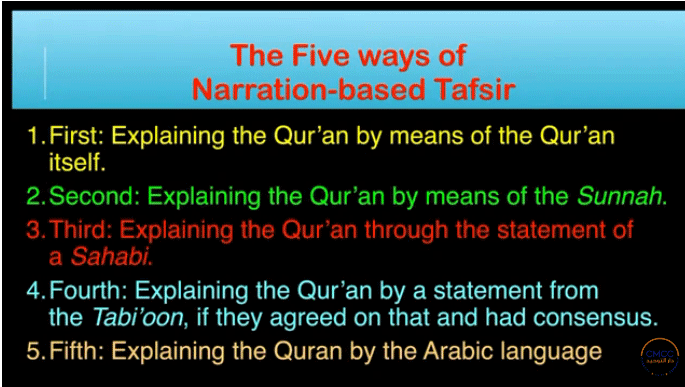 The Maqasidic Tafsir - Pursuing the Higher Aims of the Qur'anic Scriptures Intro212