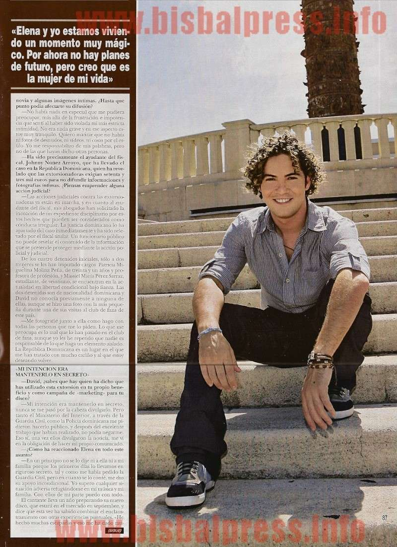 POZE CU DAVID BISBAL/ PHOTOS WITH DAVID BISBAL - Pagina 14 Hola4b11
