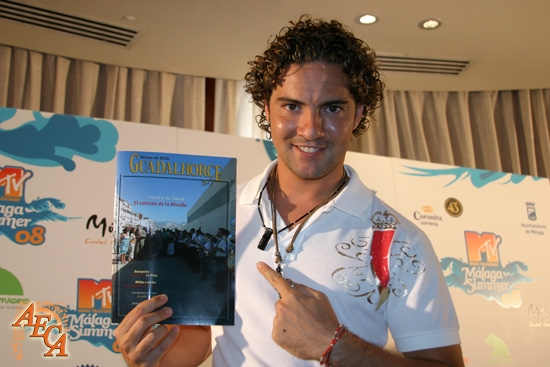 POZE CU DAVID BISBAL/ PHOTOS WITH DAVID BISBAL - Pagina 14 Mtvmal10