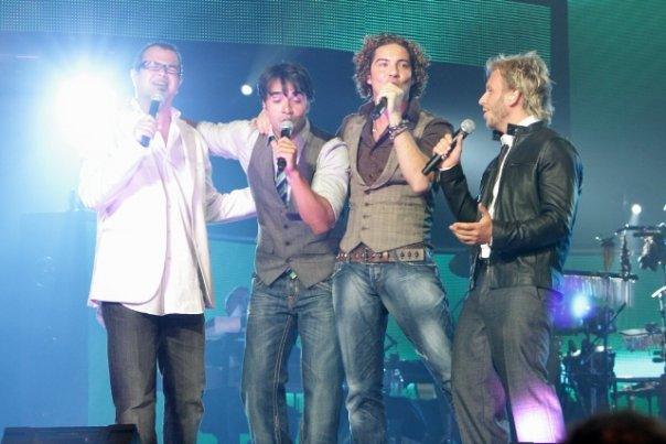 POZE CU DAVID BISBAL/ PHOTOS WITH DAVID BISBAL - Pagina 14 N1298610