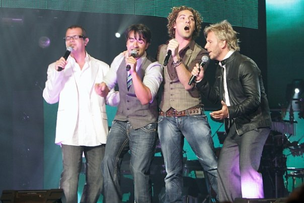 POZE CU DAVID BISBAL/ PHOTOS WITH DAVID BISBAL - Pagina 14 N1298611