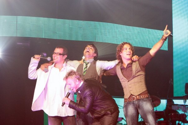 POZE CU DAVID BISBAL/ PHOTOS WITH DAVID BISBAL - Pagina 14 N1298614