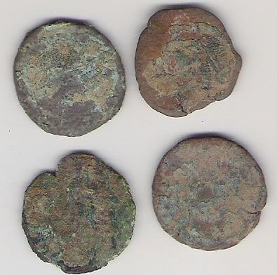 como se podrían limpiar estas monedas? Explor16
