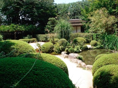 Jardines Delanteros Shisen10