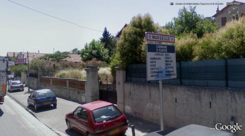 STREET VIEW : les panneaux de jumelage 114