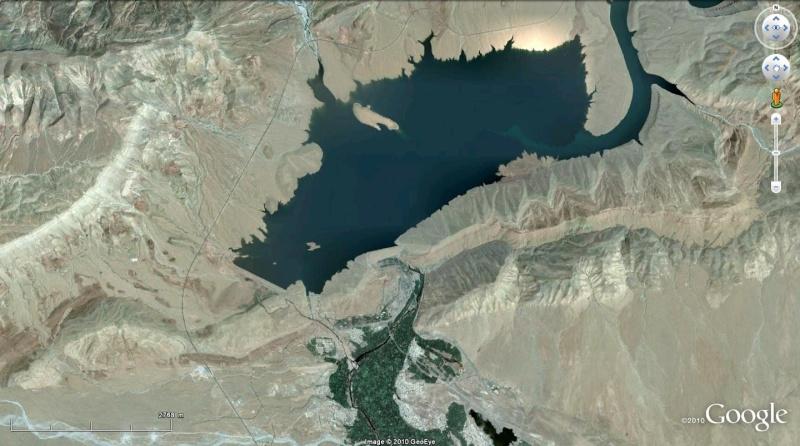 Les barrages dans Google Earth - Page 8 121