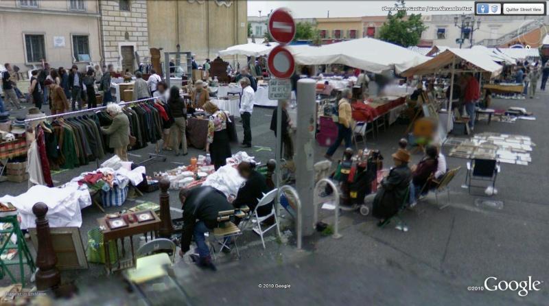 STREET VIEW : les scènes de marchés et brocantes 128