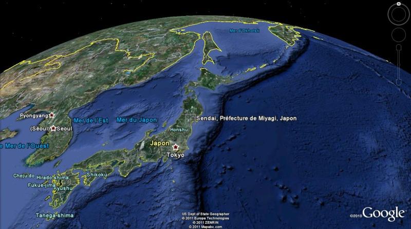Catastrophe naturelle au japon (tremblement de terre, tsunami, incidents nucléaires) 145