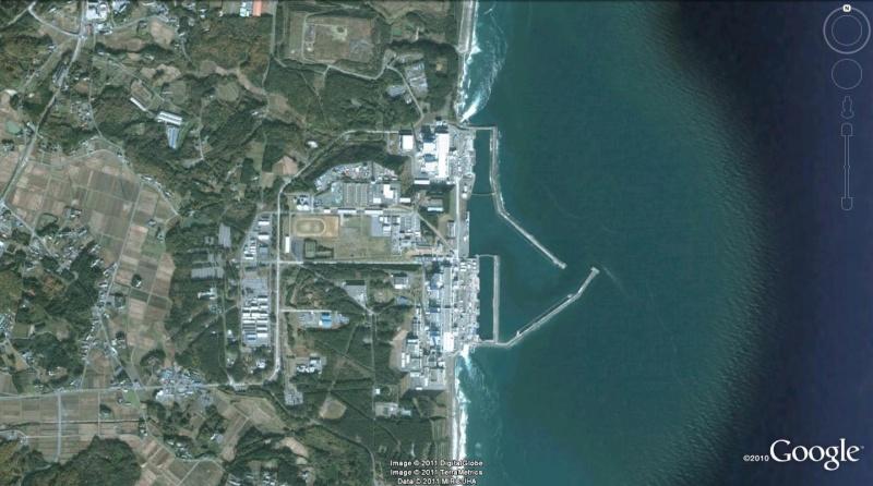 Catastrophe naturelle au japon (tremblement de terre, tsunami, incidents nucléaires) 147