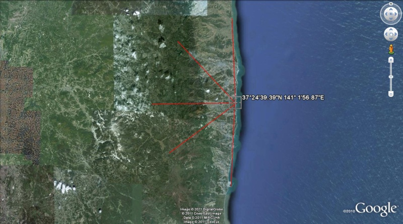 Catastrophe naturelle au japon (tremblement de terre, tsunami, incidents nucléaires) 148