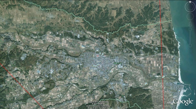 Catastrophe naturelle au japon (tremblement de terre, tsunami, incidents nucléaires) 150