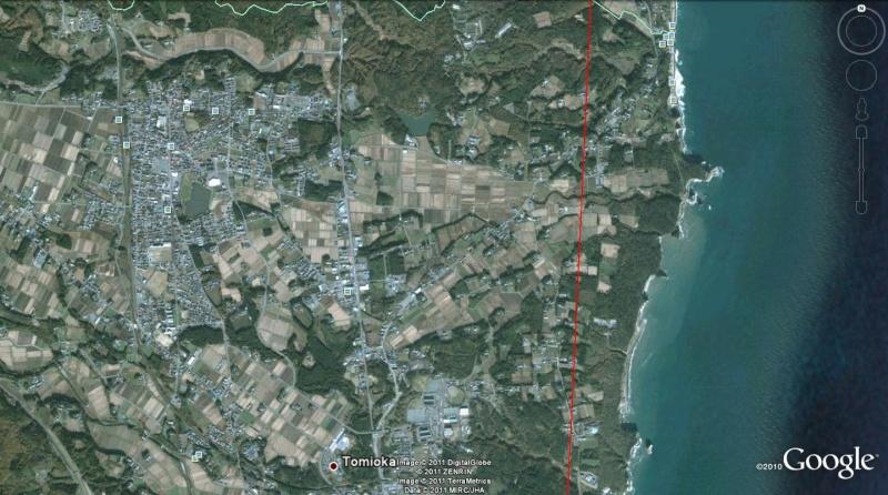 Catastrophe naturelle au japon (tremblement de terre, tsunami, incidents nucléaires) 152