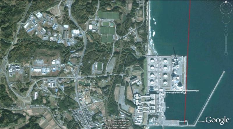 Catastrophe naturelle au japon (tremblement de terre, tsunami, incidents nucléaires) 154