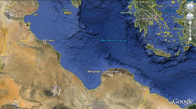 Guerre en Libye. Khadafi capturé ou mort? 158