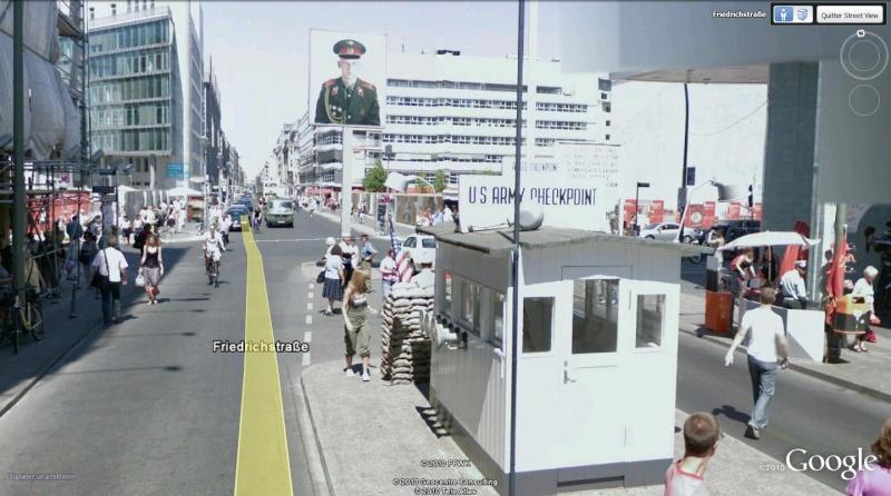 STREET VIEW: East Side Gallery, Berlin, Allemagne 4010