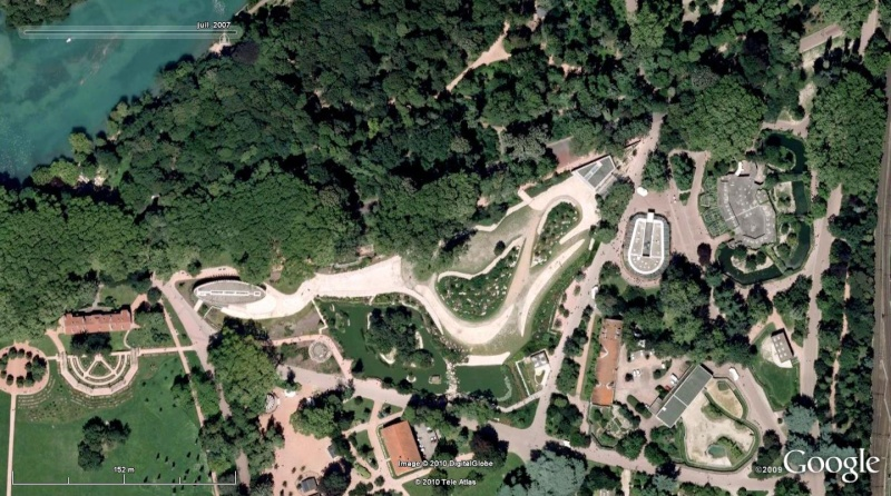 Lyon, visite au travers des grands travaux de ces dix dernières années. A510