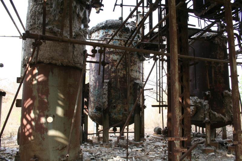 LES ACCIDENTS INDUSTRIELS DU 20eme siecle. Bhopal11
