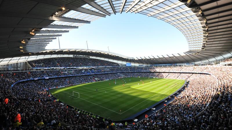 Google Maps s'invite au match de foot entre Manchester City et Manchester United Cityof10