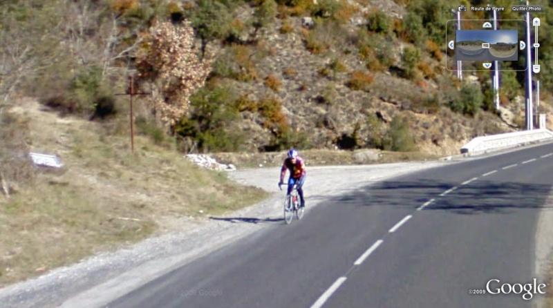 STREET VIEW: bientôt le tour de France, Millau Cyclis10