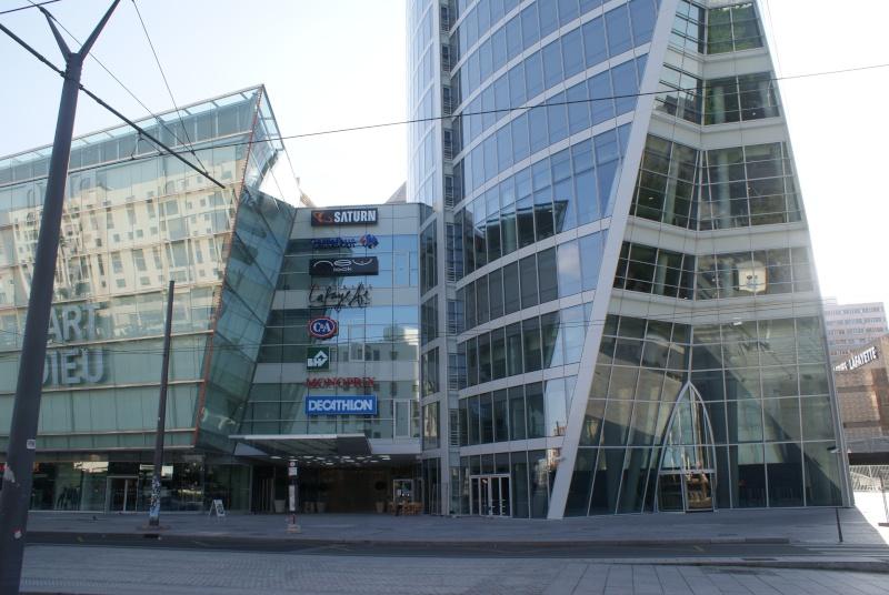 Lyon, visite au travers des grands travaux de ces dix dernières années. Dsc02912