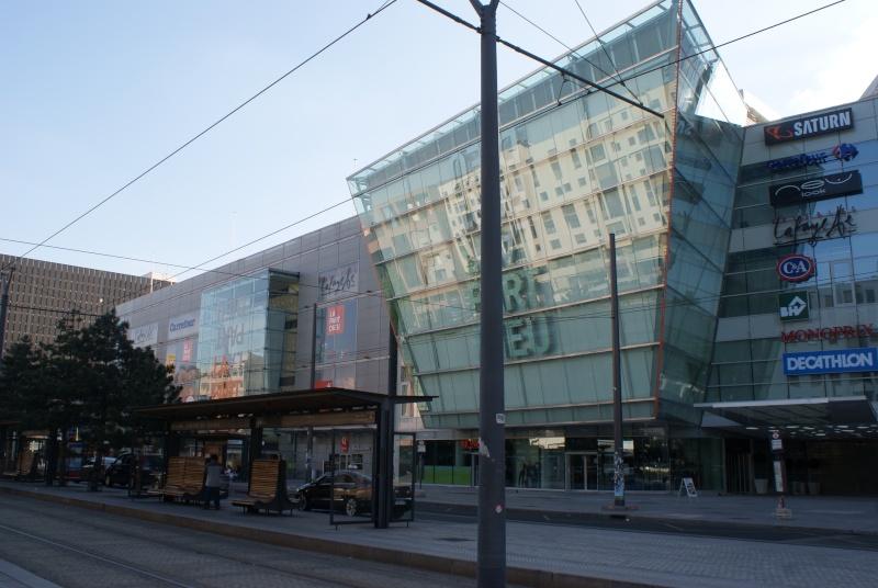Lyon, visite au travers des grands travaux de ces dix dernières années. Dsc02913