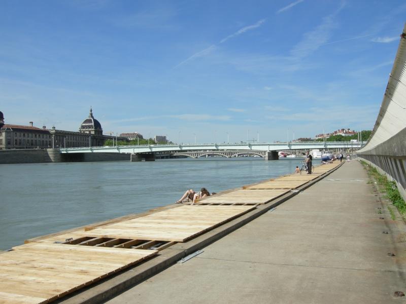 Lyon, visite au travers des grands travaux de ces dix dernières années. Dscn0310