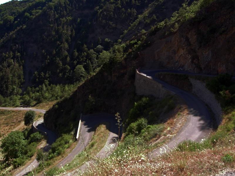 Les Tourniquets, route des Alpes de Haute-Provence, France Dscn2710