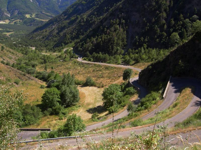Les Tourniquets, route des Alpes de Haute-Provence, France Dscn2711