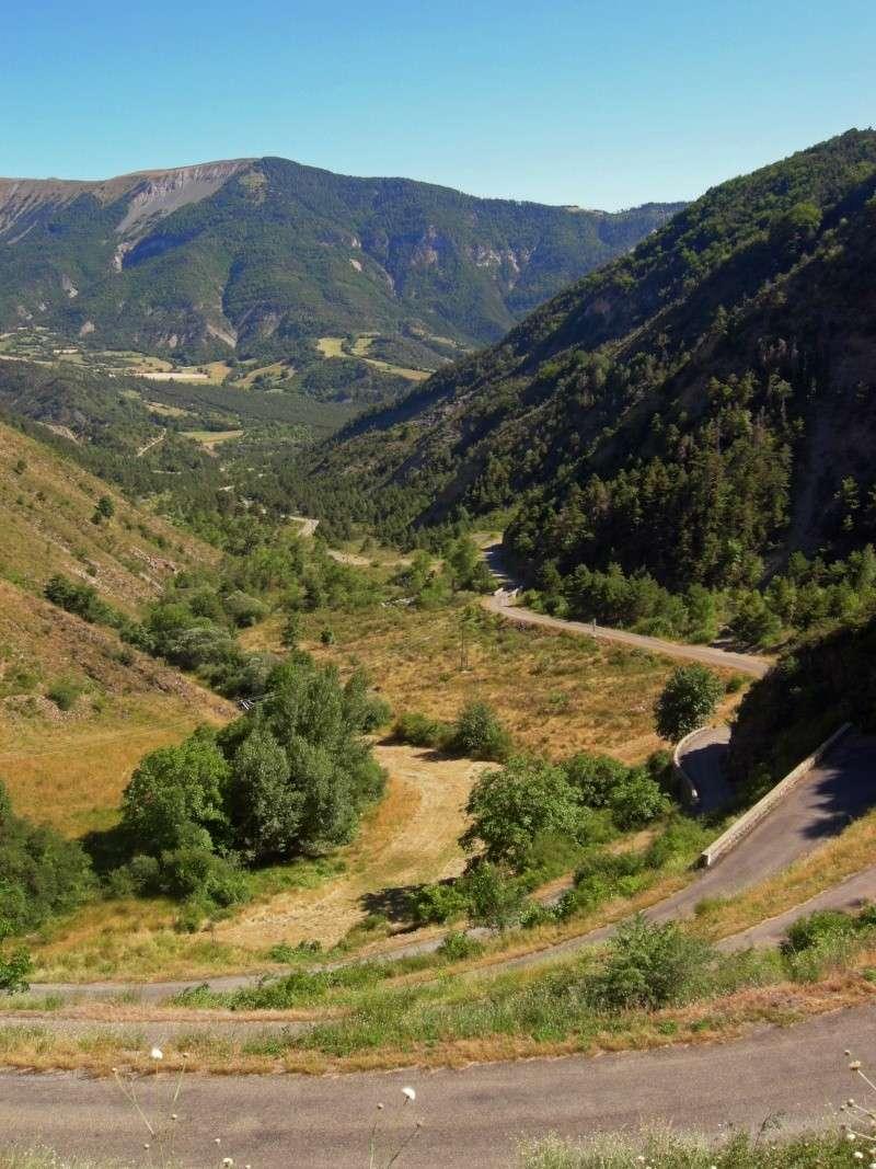 Les Tourniquets, route des Alpes de Haute-Provence, France Dscn2712