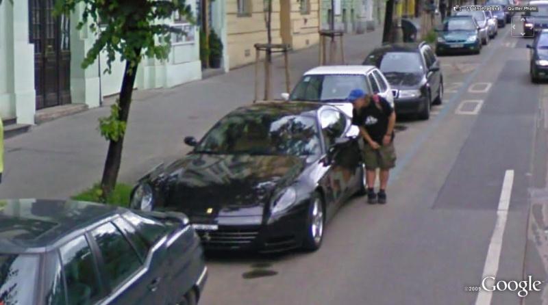 STREET VIEW : belles voitures (Monde) - Page 6 Ferrar19