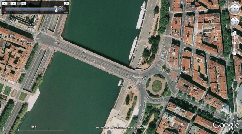 Lyon, visite au travers des grands travaux de ces dix dernières années. G111