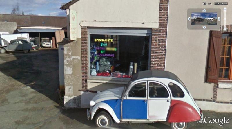 STREET VIEW : La Dodoche Garage10