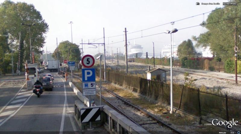 "STREET VIEW ""VISITE THEMATIQUE"" : Venise Navire11"