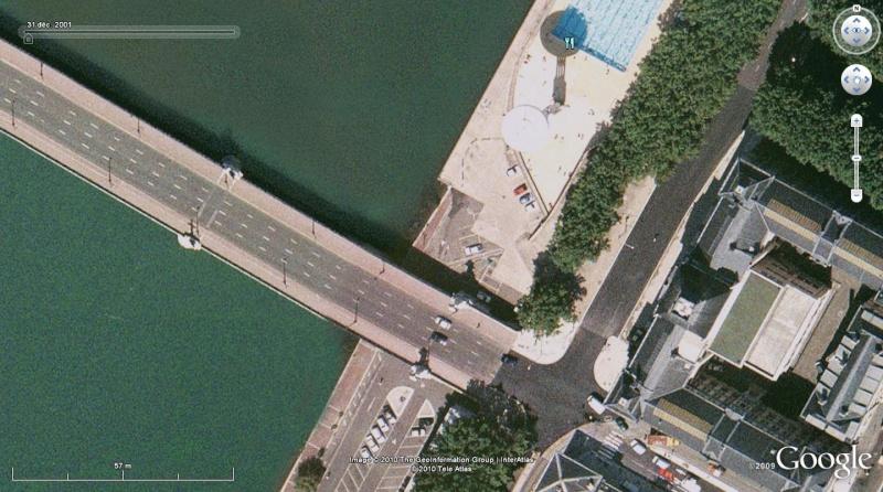 Lyon, visite au travers des grands travaux de ces dix dernières années. P110