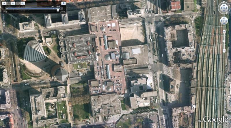 Lyon, visite au travers des grands travaux de ces dix dernières années. Part_d10