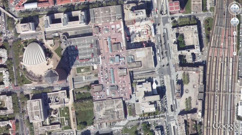 Lyon, visite au travers des grands travaux de ces dix dernières années. Part_d11