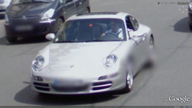 STREET VIEW : belles voitures (France) - Page 5 Porshe10