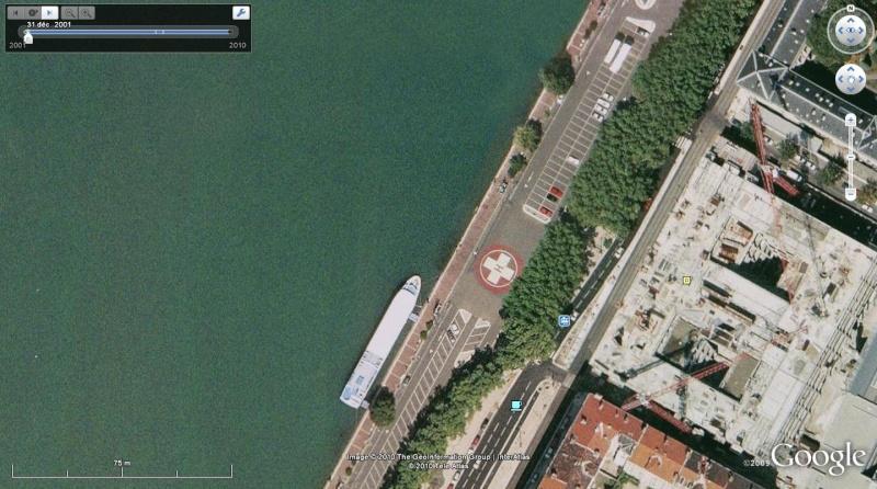 Lyon, visite au travers des grands travaux de ces dix dernières années. Q110