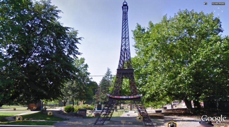 STREET VIEW : parc monuments miniature, Ostrava, République Tchèque Tour_e10