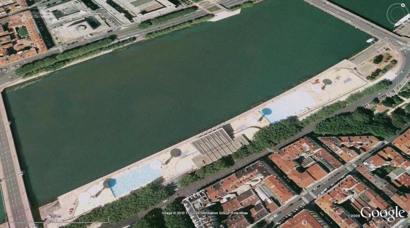 Lyon, visite au travers des grands travaux de ces dix dernières années. U110