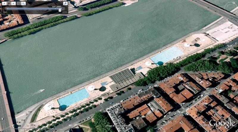 Lyon, visite au travers des grands travaux de ces dix dernières années. U310