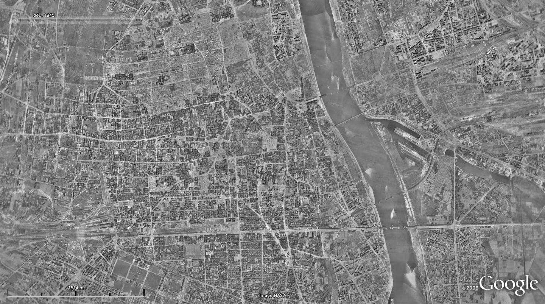 Varsovie ville martyr de la seconde guerre mondiale, images historiques sur GE Varsov11