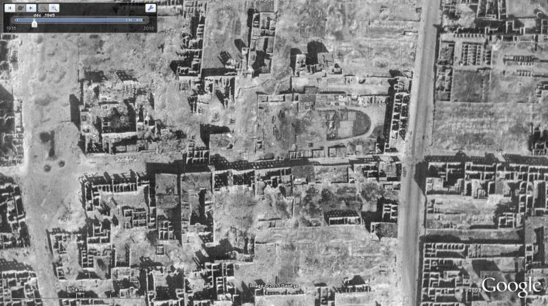 Varsovie ville martyr de la seconde guerre mondiale, images historiques sur GE Varsov14
